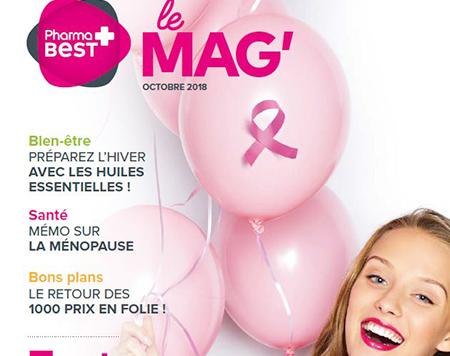 Le Mag d'Octobre 2018
