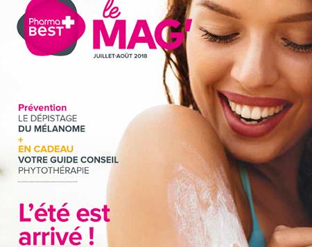 Le Mag de Juillet/Août 2018