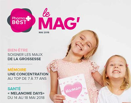 Le Mag de Mai 2018
