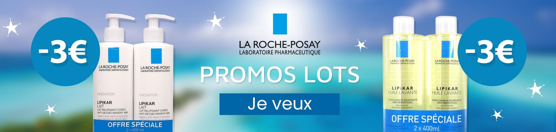 La Roche Posay janvier 2019